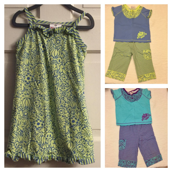 Hanna Andersson Other - Hanna Andersson Pajamas Bundle Size 100 / 4 years